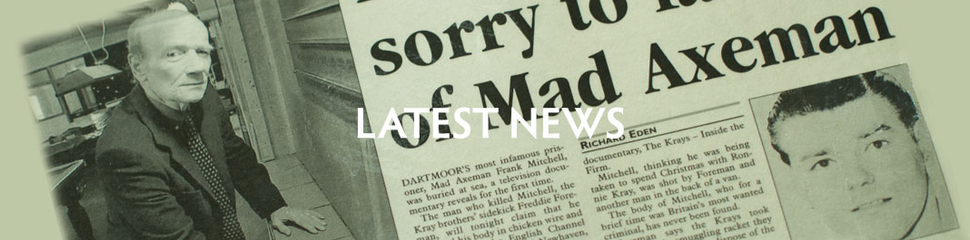Dartmoor Prison Lates News
